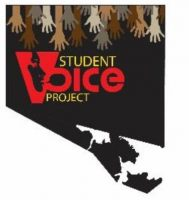 Logo for the Student Voice Project